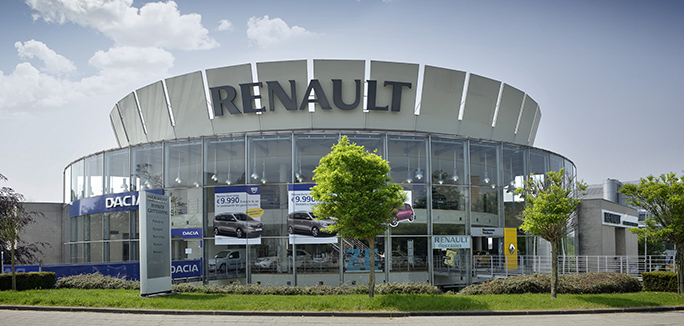 Concession plaine renault bruxelles for Garage renault bruxelles