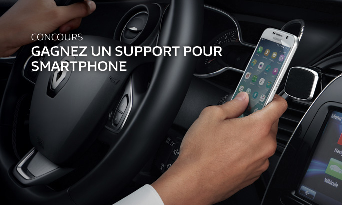 [Big] Concours Support Smartphone
